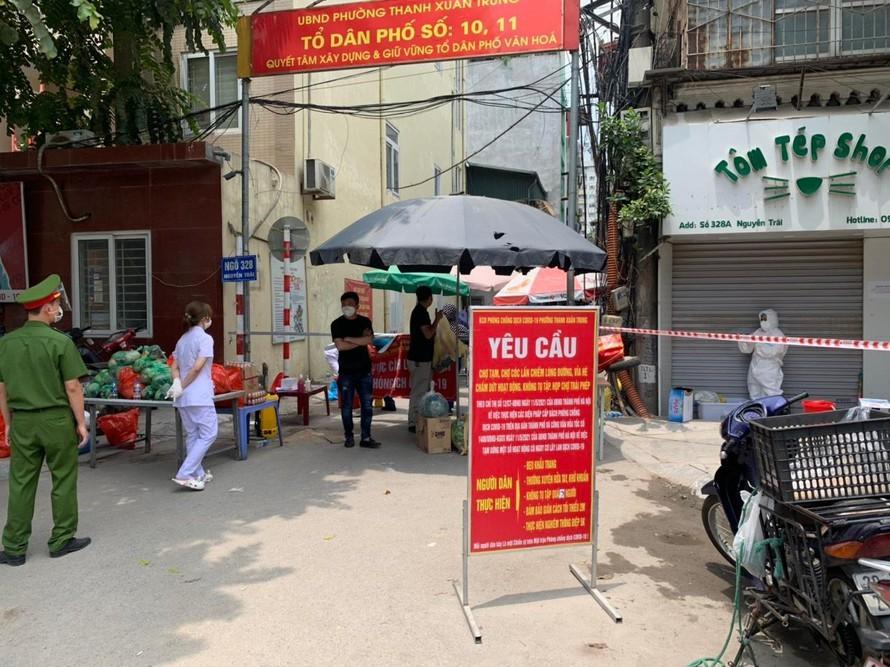PGS.TS Nguyễn Huy Nga: 'Đến ngày 6/9, Hà Nội chưa thể sạch F0'