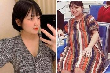 Gái 1 con lấy lại vóc dáng như hot girl sau khi giảm 30Kg trong một năm