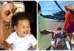 Khoe con gái 4 tuổi diện đồ hiệu, đi trực thăng riêng nhưng Beyonce lại nói 'cố gắng để con sống bình thường nhất'