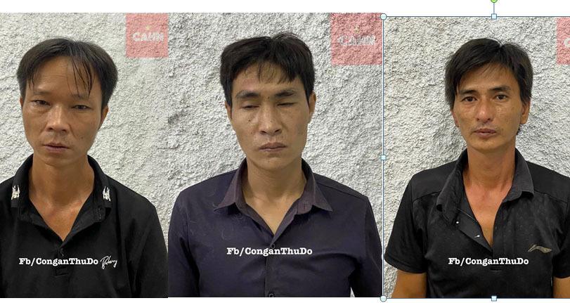"""Công an bắt 2 tên trộm, """"lộ"""" thêm người mua bán trái phép chất ma túy"""