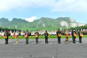 Đội tuyển Việt Nam sẵn sàng thi đấu các nội dung đăng cai tại Army Games 2021