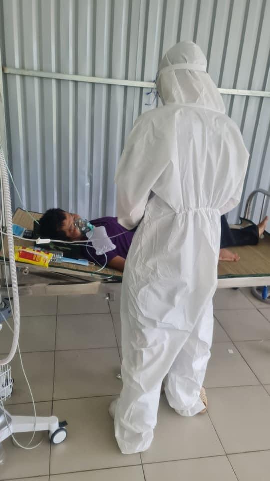 Bác sĩ F0 vừa khỏi bệnh đã nóng lòng muốn quay lại điều trị cho bệnh nhân