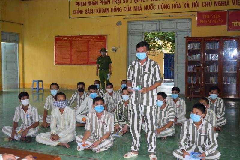 Ngày về của 68 phạm nhân ở trại giam nơi đất Mũi