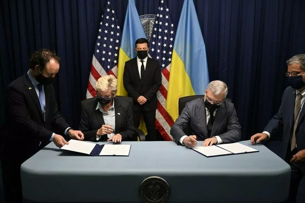 Ông Zelensky tiết lộ về sự đảm bảo của Mỹ đối với Nord Stream 2
