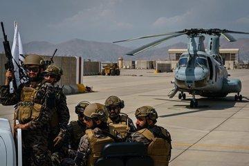 Số vũ khí hàng chục triệu USD mà Mỹ để lại cho Taliban chỉ 'để ngắm'