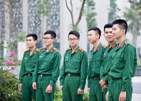 Điều chỉnh nguyện vọng vào trường quân đội: Thí sinh cần lưu ý gì?