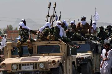Điểm nhấn trong cuộc diễu binh của Taliban ở thành phố lớn thứ 2 Afghanistan