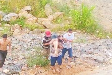 Đi cào don, 3 người trong gia đình ở Quảng Ngãi tử vong