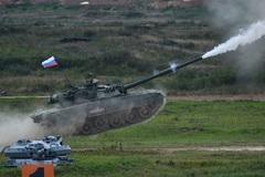 Đội tăng của Serbia và Belarus 'tuột xích', mất vé vào vòng chung kết