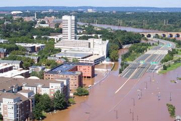 Tàn dư của bão 'quái vật' Ida khiến nhiều người Mỹ thiệt mạng vì đuối nước