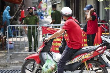 Shipper ở Hà Nội chỉ được hoạt động từ 9h đến 20h hàng ngày