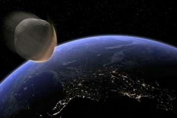 Phát hiện mối nguy hiểm lớn từ vật thể vũ trụ, con người đang tìm cách làm chệch hướng