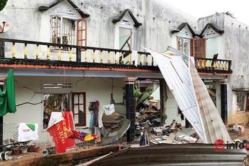Vụ 2 vợ chồng tử vong sau tiếng nổ lớn ở Quảng Nam: Hàng xóm rụng rời chứng kiến cảnh tượng tan hoang