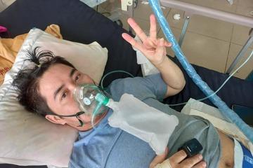 Vợ mất, quyết tâm phải sống vì 3 con nhỏ, bệnh nhân Covid-19 hồi phục kỳ diệu