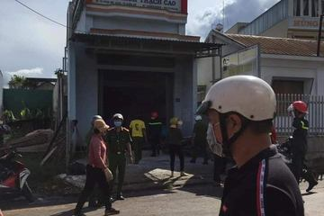 Đắk Lắk: Người đàn ông bất tỉnh sau tiếng nổ lớn