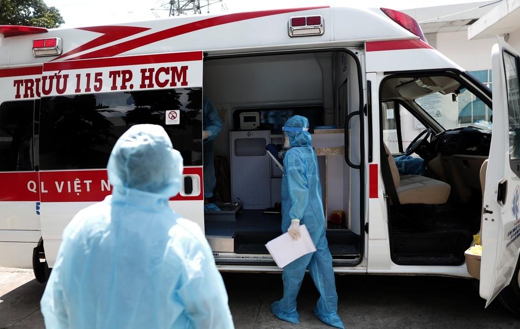 Bác sĩ 115 TP.HCM 3 tháng không ngày nghỉ với các cuộc gọi 'làm ơn cứu người'