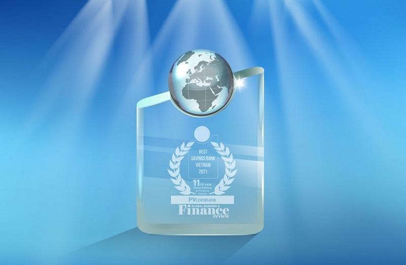 PVcomBank tiếp tục khẳng định vị thế trên thị trường bằng 03 giải thưởng quốc tế