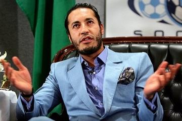 Con trai của Gaddafi bất ngờ được ra tù