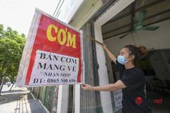 Từ 12h ngày 16/9 những dịch vụ nào được mở cửa trở lại tại Hà Nội?