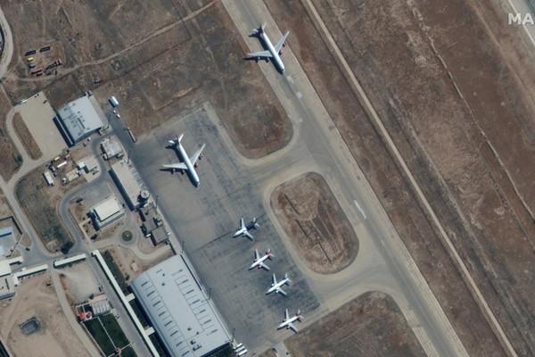 Taliban đang giữ 6 máy bay Mỹ làm 'con tin' ở sân bay Afghanistan?