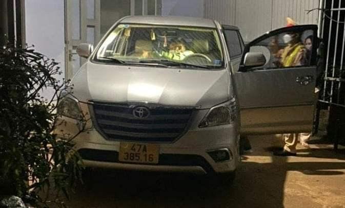Đắk Lắk: Xử lý hai người đàn ông vượt chốt kiểm soát dịch rồi trốn vào nhà nghỉ