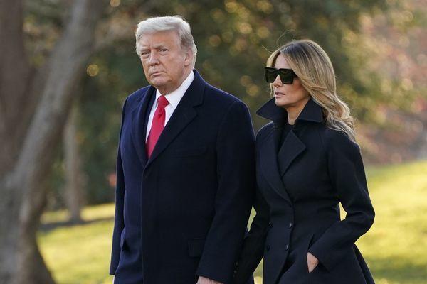 Phu nhân của cựu Tổng thống Mỹ Trump đang ở đâu?