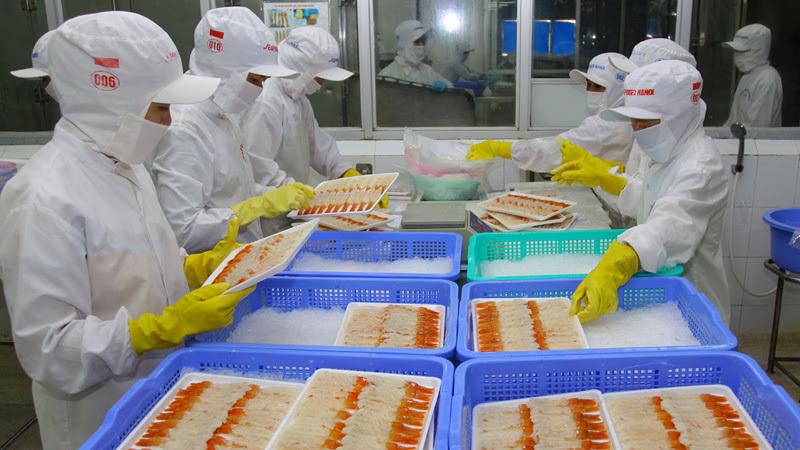Xuất khẩu nông lâm thủy sản đạt trên 32 tỷ USD sau 8 tháng