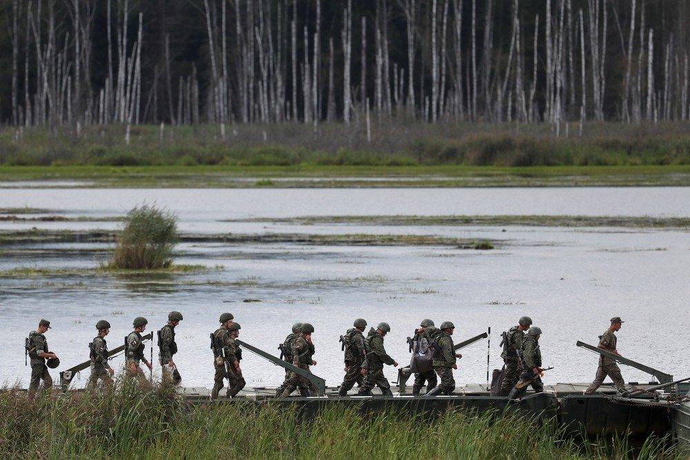 Chuyên gia giải thích lý do quân đội Nga tăng số lượng quân nhân dự bị