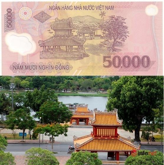 Những địa danh xuất hiện trên các đồng tiền Việt Nam