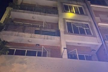 4 người may mắn thoát khỏi vụ cháy ở ngôi nhà 7 tầng trong đêm