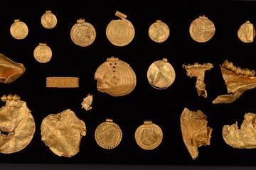 Phát hiện kho báu chứa đầy vàng ở Đan Mạch