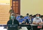 8 tháng tù giam cho đối tượng chống người thi hành công vụ ở Hà Tĩnh