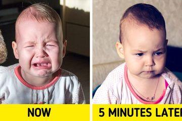 Để trẻ khóc không phải lúc nào cũng có hại, đây là lý do giúp cha mẹ hết lo lắng
