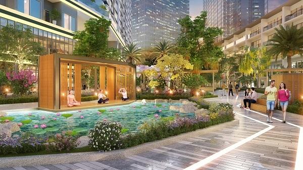 The Matrix One,MIKGroup,bất động sản,wellness