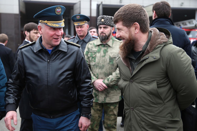Những khoảnh khắc đáng nhớ của Bộ trưởng Bộ Tình trạng khẩn cấp Nga
