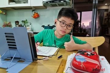 Giúp trẻ lớp 1 tự tin học online: Bố mẹ cũng cần đồng hành đúng cách!