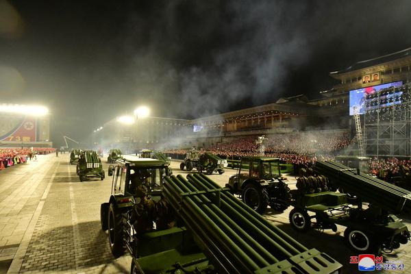 Điểm khác thường trong cuộc duyệt binh mới nhất của Triều Tiên
