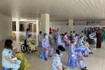 31 bệnh nhân Covid-19 nguy kịch được ra viện