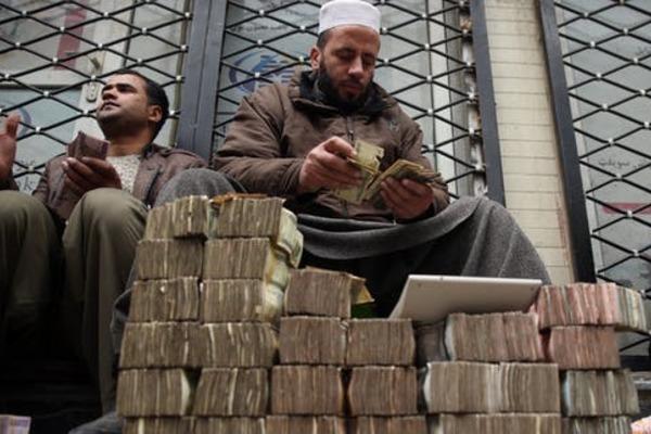 taliban,Afghanistan,kinh tế,viện trợ,khoáng sản