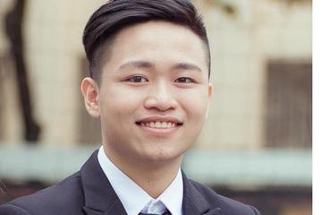 Chàng trai Nam Định lọt top 50 sinh viên xuất sắc toàn cầu