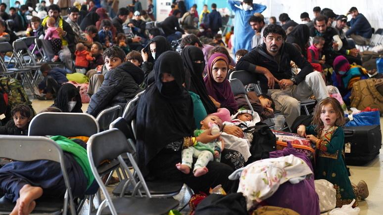 Hơn 200 nghìn người Afghanistan vẫn ở lại châu Âu, số phận chưa rõ ràng
