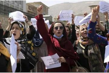 Taliban: Phụ nữ không thể làm Bộ trưởng, chỉ nên sinh con