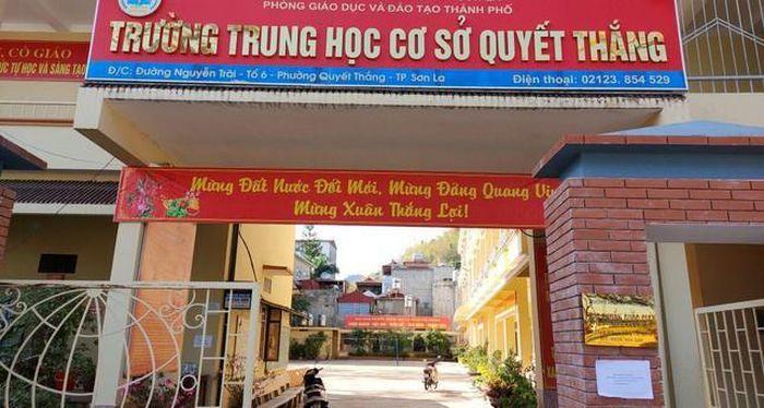 Học sinh lớp 8 'đánh hội đồng' học sinh lớp 9 ở Sơn La: Xử nghiêm cán bộ, giáo viên để xảy ra sự việc