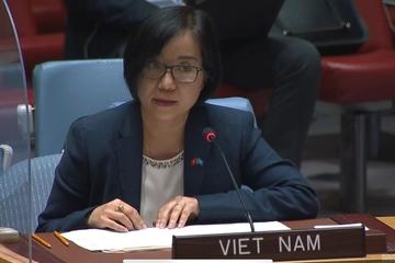 Việt Nam đề nghị cộng đồng quốc tế nỗ lực ủng hộ Ethiopia vượt qua khó khăn hiện nay
