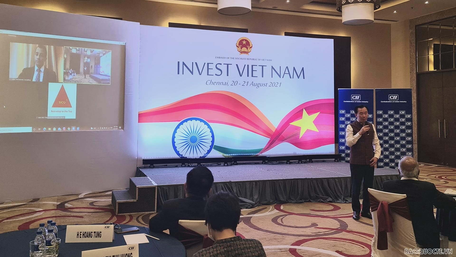 Các doanh nghiệp lớn của Ấn Độ quan tâm thị trường Việt Nam