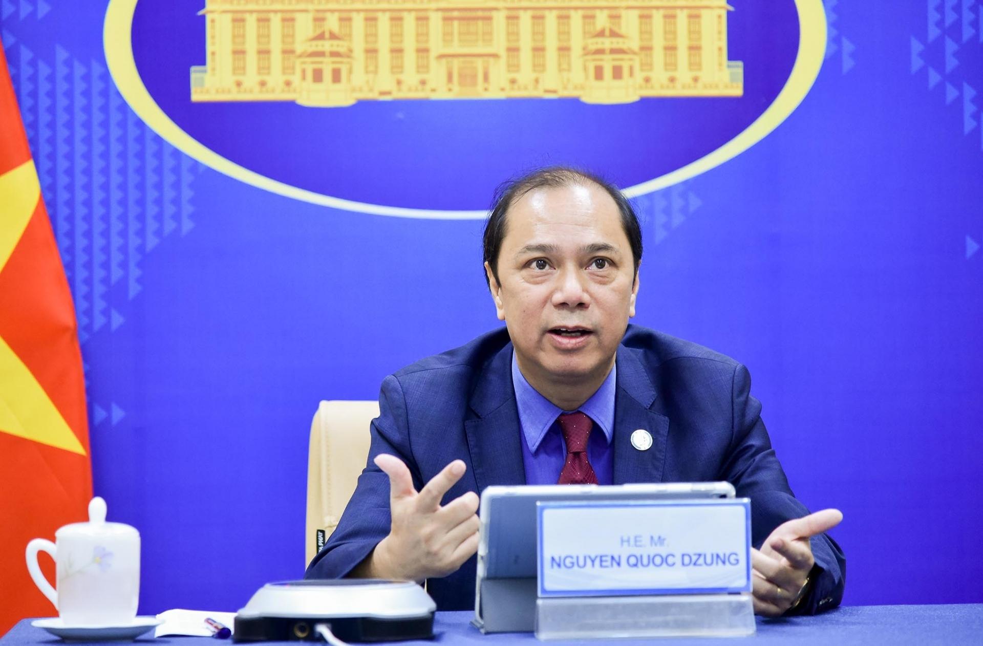 Việt Nam sẵn sàng hợp tác với Hoa Kỳ để khai thác hết tiềm năng quan hệ kinh tế