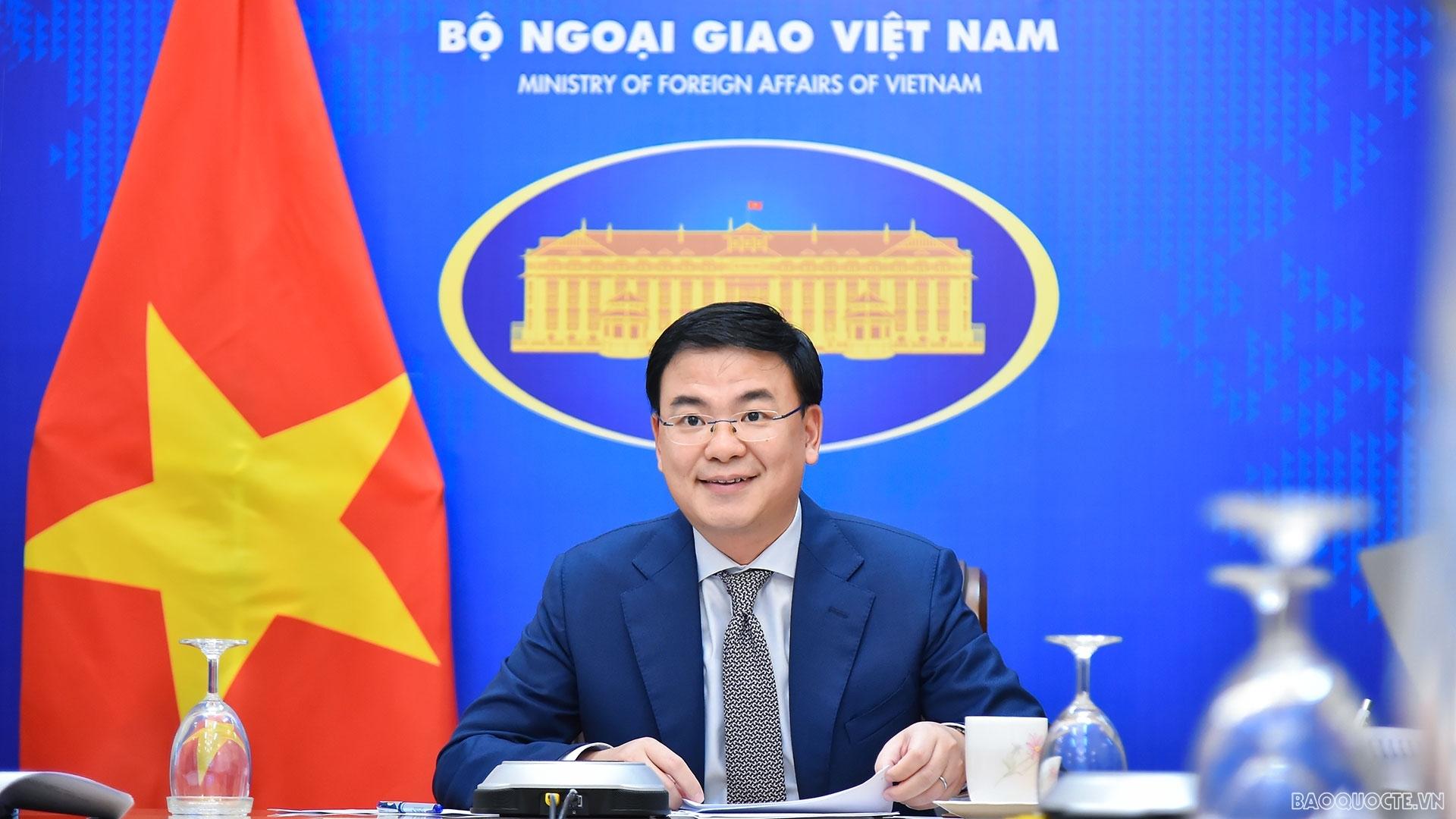 Việt Nam thúc đẩy quan hệ hữu nghị và hợp tác với các nước châu Phi trong tình hình mới