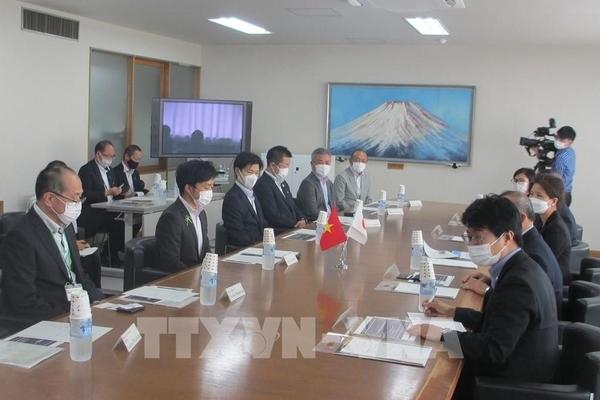 Thúc đẩy hợp tác giữa Việt Nam và tỉnh Niigata, Nhật Bản