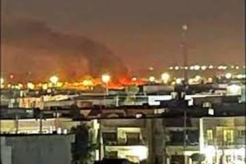Căn cứ của quân đội Mỹ ở Iraq bị tấn công đúng ngày tưởng niệm 11/9