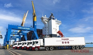 THACO AUTO đẩy mạnh sản xuất và cung ứng linh kiện phụ tùng, cơ khí giữa đại dịch